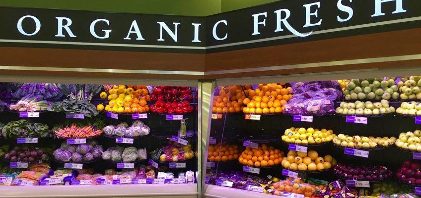 Ekologiškų produktų ženklinimas